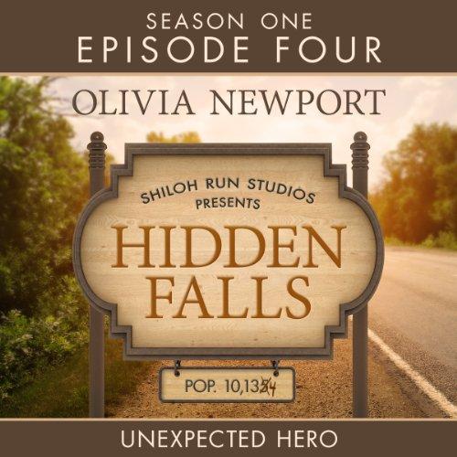 Unexpected Hero audiobook cover art