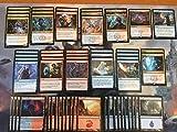 Izzet Counter/Burn Deck - Blue Red - Modern Legal - Custom Built - Magic The Gathering - MTG - 60 Card