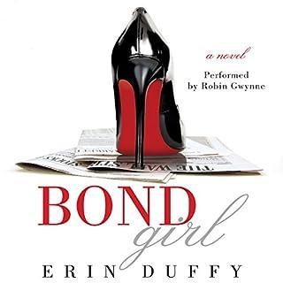 Bond Girl audiobook cover art