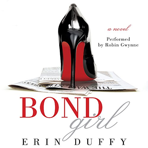 Bond Girl audiobook cover art
