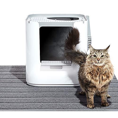ModKat Katzenstreumatte, XL Größe, Fallstreu, modernes Design, weich auf Pfoten, frei von Phthalaten