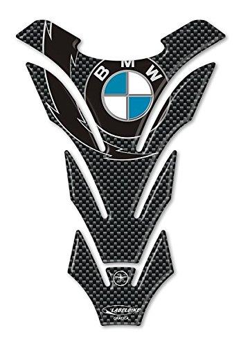 PARASERBATOIO ADESIVI CARBONIO PROTEZIONE x SERBATOIO in RESINA 3D compatibile con BMW