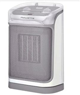 Rowenta SO9080 radiador - Calefactor Beige, Color blanco