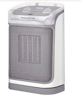 Rowenta SO9080 radiador - Calefactor Beige, Color blanco