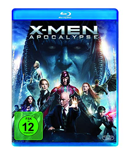 X-Men Apocalypse [Blu-ray]