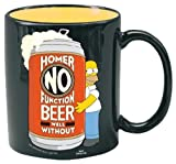 United Labels Simpsons 0805654 - Taza, 320 ml [importado de Alemania]