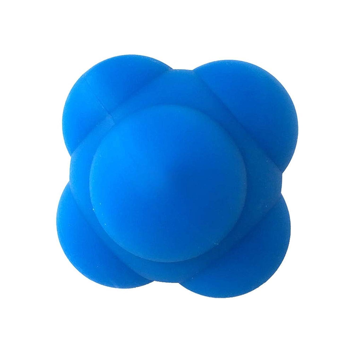 代理人アライメントリーHealifty 敏捷性とスピードのためのリアクションボールハンドアイコーディネーションブルー