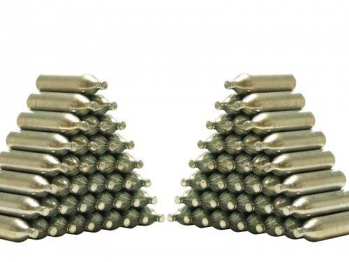 Umarex CO2 Kapseln 12 g für alle CO2 - Waffen - Spar-Pack = 100 Stück