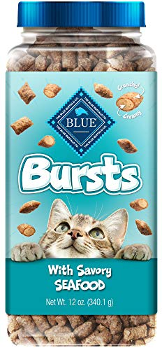 Blue Buffalo Cat Treats Review