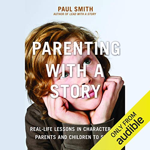 Parenting with a Story  By  cover art