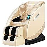 HONG 109LuxusElektrischer Massagestuhl, 8D Multifunktionssofa-Stuhl-Heizung, die Massager...
