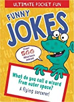 Ultimate Pocket Fun: Funny Jokes (Ultimate Pocket Puzzles 2020)