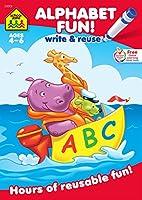 Alphabet Fun: Write & Reuse Ages 4-6