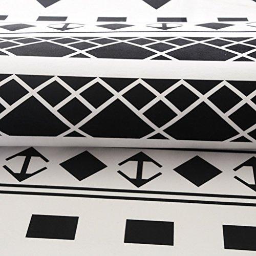 Eenvoudige moderne Scandinavische stijl woonkamer tapijt slaapkamer tapijt met volledige vloerbedekking