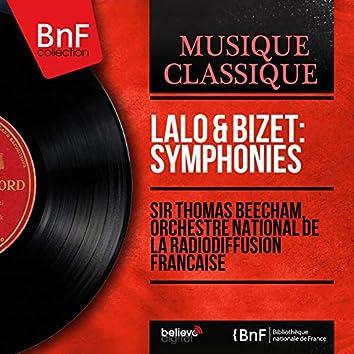Lalo & Bizet: Symphonies (Mono Version)