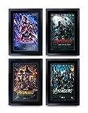 HWC Trading Filmposter, A3 FR Avengers, Infinity War,