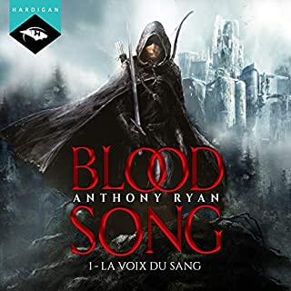 La Voix du sang     Blood Song 1              De :                                                                                                                                 Anthony Ryan                               Lu par :                                                                                                                                 Nicolas Planchais                      Durée : 26 h et 55 min     691 notations     Global 4,7