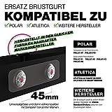 Zoom IMG-1 fascia toracica ricambio elastica regolabile
