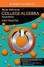 MyLab Math for Trigsted College Algebra plus Guided Notebook -- 24-Month Access Card Package (4th Edition) (What's New in Precalculus)