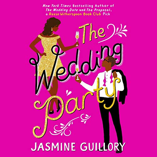 The Wedding Party audiobook cover art