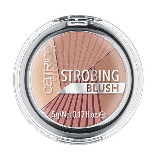 Catrice - Rouge - Strobing Blush - Mrs Amber Brown