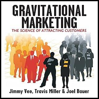 Gravitational Marketing audiobook cover art