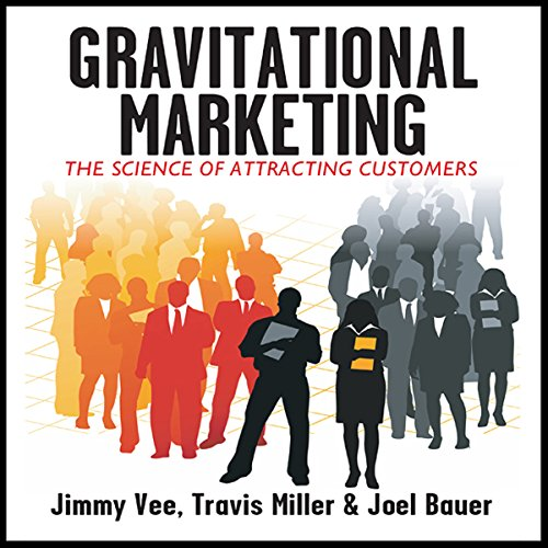 Gravitational Marketing audiobook cover art