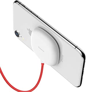 Baseus Suction Cup Wireless Charger White, WXXP-02