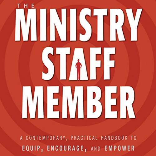 The Ministry Staff Member audiobook cover art