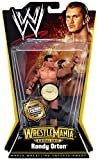 RANDY ORTON * WWE WrestleMania Heritage Series 1/1000 Commemorative Championship Belts Chase Variant Action Figure by Mattel