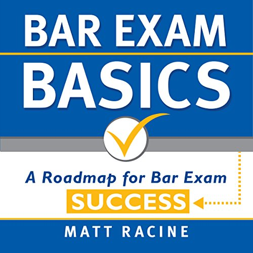 Bar Exam Basics audiobook cover art