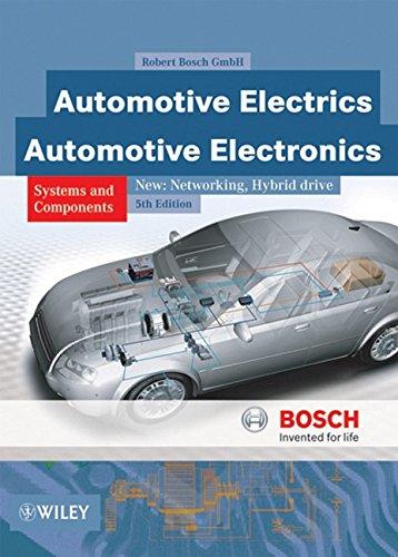 Automotive Electrics and Automotive Electronics (Bosch Handbooks)