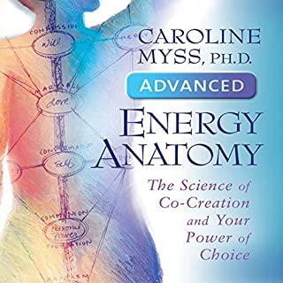 Advanced Energy Anatomy audiobook cover art