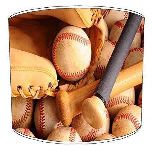 Premier Lighting Ltd 12 Inch Baseball drucken Lampenschirm5 Für eine Deckenleuchte