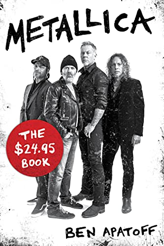 Metallica: The $24.95 Book (English Edition)