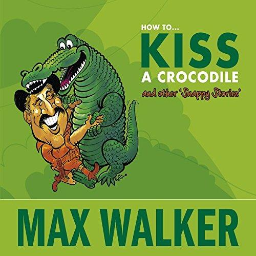 How to Kiss a Crocodile cover art