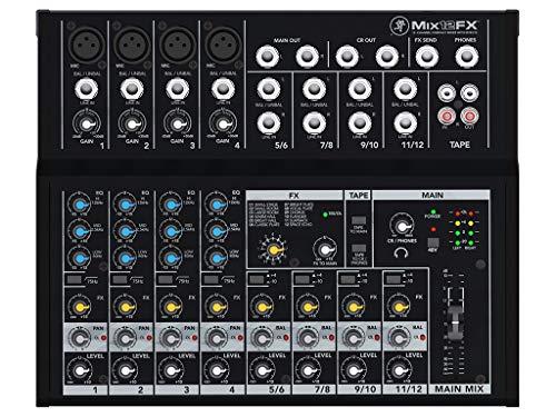 Mackie Mix12FX 12-Kanal Kompaktmischpult