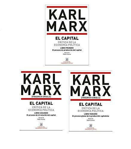 El Capital: Obra Completa