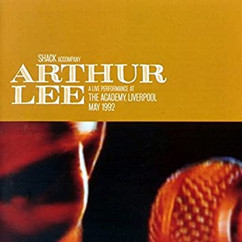 Arthur Lee Live at the Academy, Liverpool May 1992