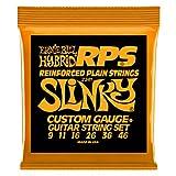 Ernie Ball Hybrid Slinky RPS Cuerdas para guitarra eléctrica con níquel - 9-46 Calibre