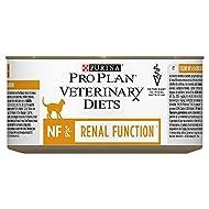 Pro Plan Veterinary Diet NF ST/OX Renal Wet Cat Food - 24 x 195G