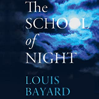 The School of Night audiobook cover art