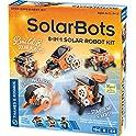 Thames & Kosmos SolarBots: 8-in-1 Solar Robot STEM Experiment Kit