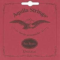 AQUILA アクイーラ レッドシリーズ AQR-SLR/84U ソプラノ ウクレレ弦 Low-Gセット 【NP】