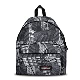 Eastpak PADDED PAK'R Zaino Casual, 40 cm, 24 liters, Multicolore (Chroblack)...
