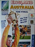 Rugby World Cup Final 1991 England v Australia [VHS]