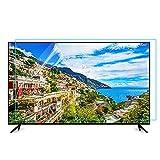 Protector de pantalla de TV de 49 a 65 pulgadas, antideslumbrante/anti rayos UV para Sharp, Sony, Samsung, Hisense, LG, etc. Protector de pantalla LCD de 60 pulgadas, 1327 x 749