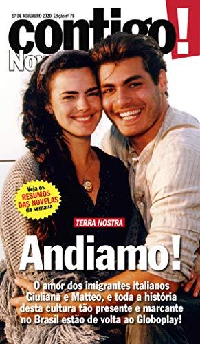 Revista Contigo! Novelas - 17/11/2020