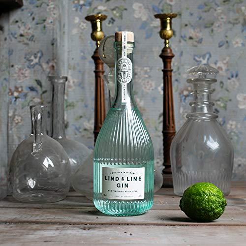 Lind & Lime Gin - Nachhaltiger Gin aus Schottland, 1 x 0.7 l, 44%vol - 5