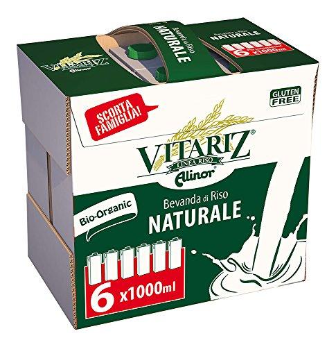 Bebida de Arroz Family Pack 1 L - VITARIZ